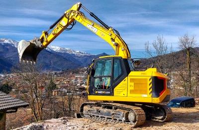 Reopen Arnus srl – Vendita e noleggio macchine movimento terra
